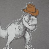Boys Tyrannosaurus Tex Cool Tee