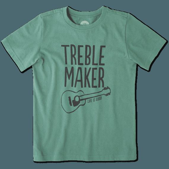 Boys Treble Maker Crusher Tee