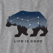 Boys Ursa Major Bear Crusher Tee