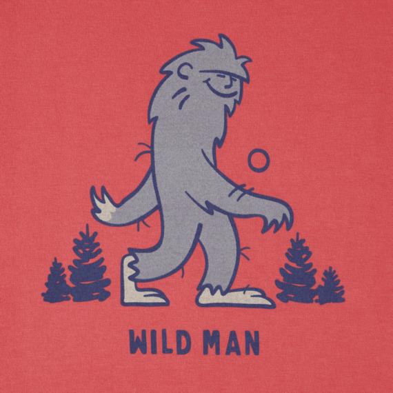 Boys Wild Man Crusher Tee