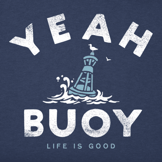 Boys Yeah Buoy Crusher Tee