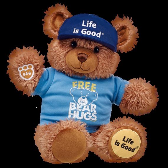 Build-A-Bear® Free Hugs Teddy