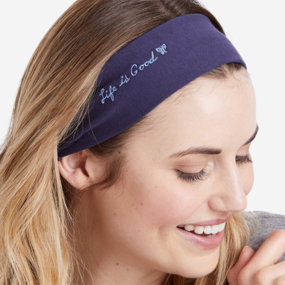 Butterfly LIG Happy Headband