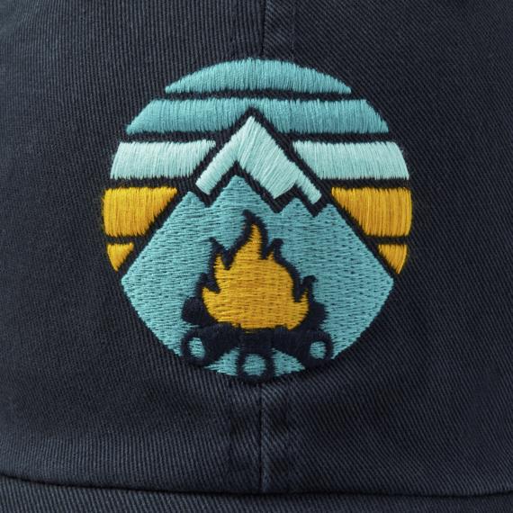 Campfire Mountain Chill Cap