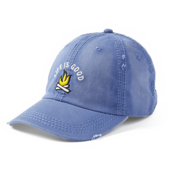 18ee546dfe9abb Sale Campfire Sunwashed Chill Cap | Life is Good® Official Site