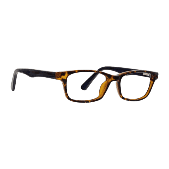 Catcher: Rectangle Reader In Tortoise & Blue