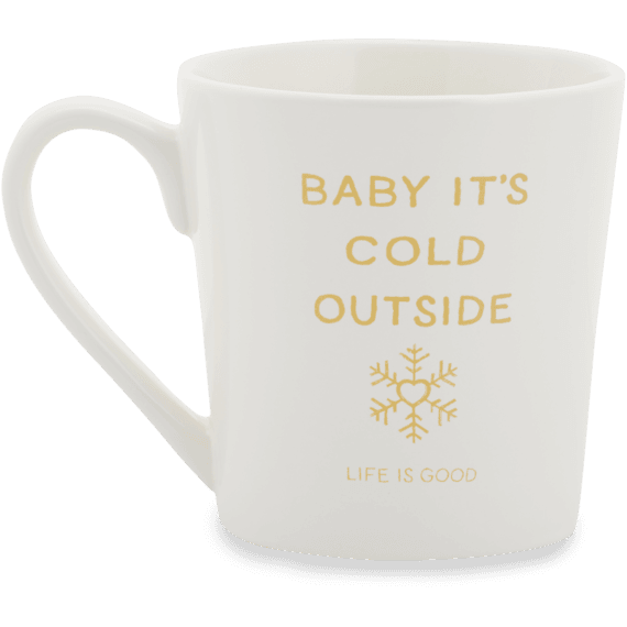 Celebrate Snowflake Everyday Mug