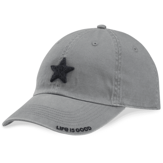 Chenille Star Chill Cap