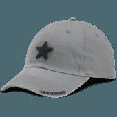 Chenille Star Chill Cap