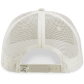 Circle Flag Hard Mesh Back Cap