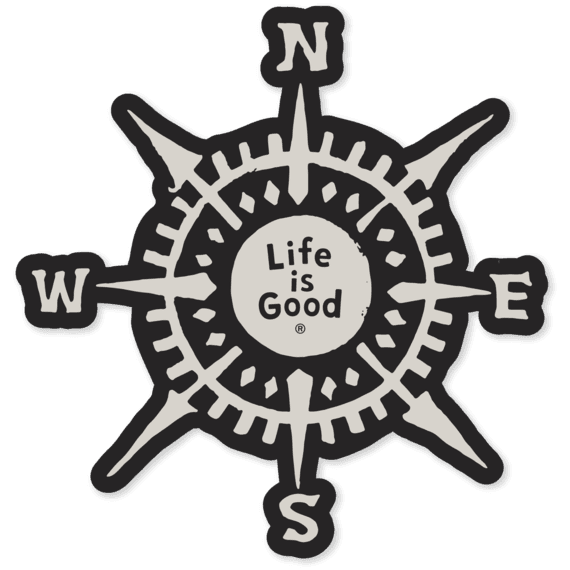Compass LIG Decal