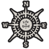 Compass LIG Decal