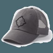 Compass Patch Soft Mesh Back Cap