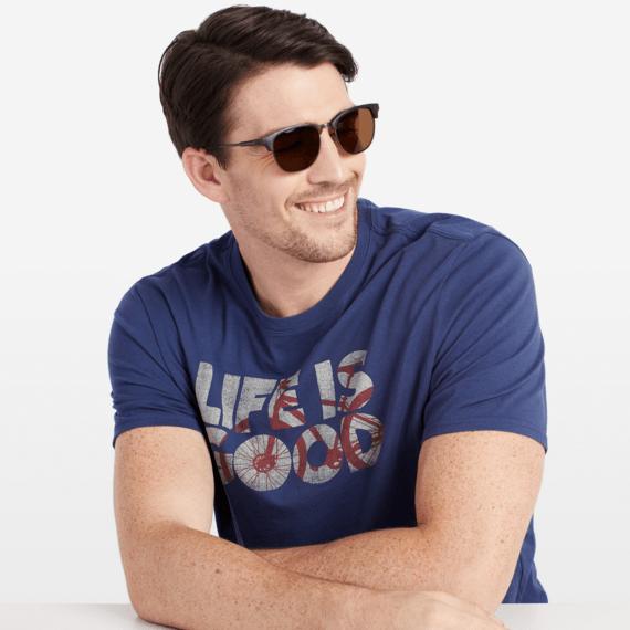 Crater Lake: Club Master Sunglasses