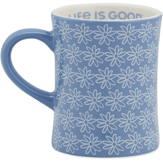 Daisy Repeat Diner Mug