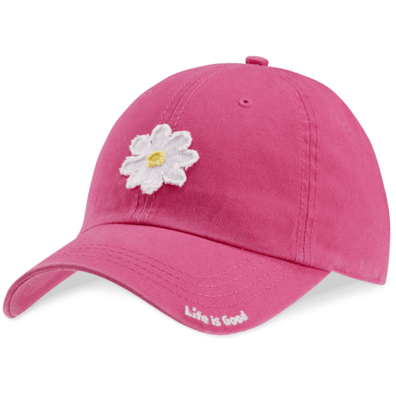Daisy Tattered Chill Cap