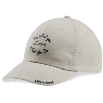 Do What You Love Script Chill Cap