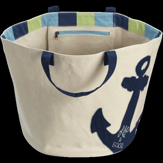 Anchor Dockside Beach Bag