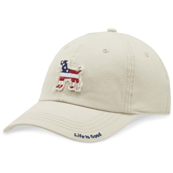 Dog Flag Tattered Chill Cap