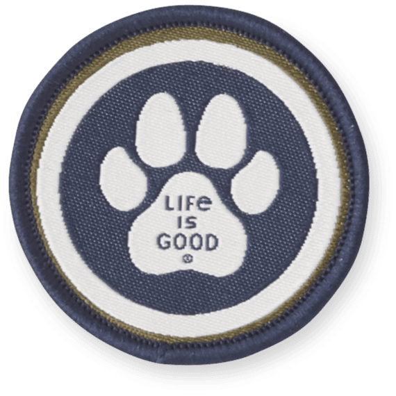Dog Paw Positive Patch