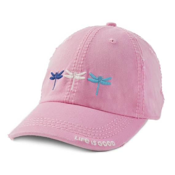 Dragonfly Triplet Sunwashed Chill Cap