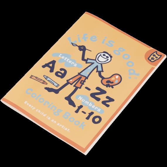 Coloring Book | Fun Kids Coloring Book | Life is good