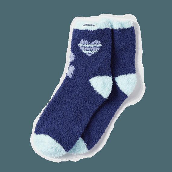 Dream Heart Snuggle Socks