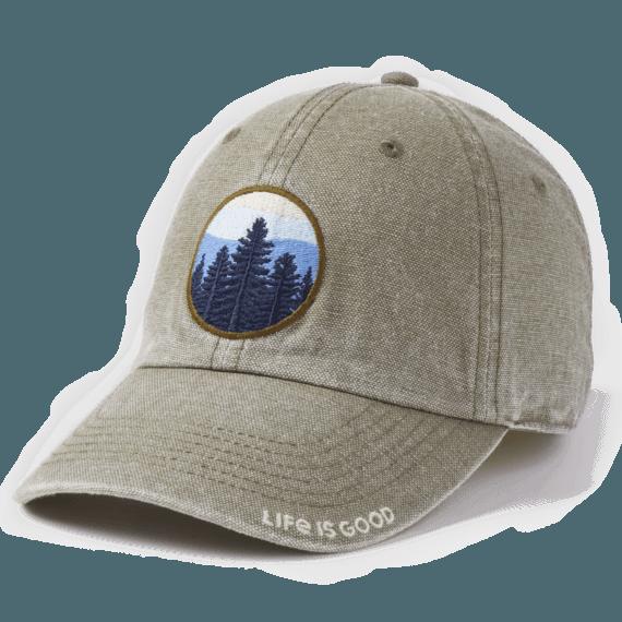 Evergreen Landscape Sunworn Chill Cap