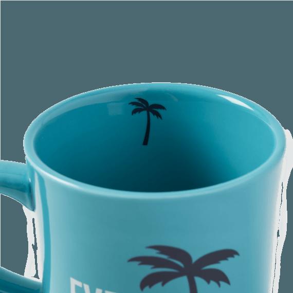 Everyday Is Saturday Palm Diner Mug