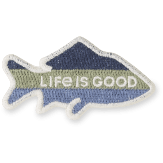 Fish Positive Patch