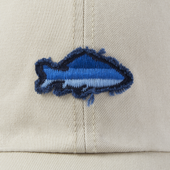 Fish Tattered Chill Cap
