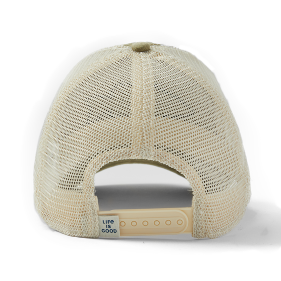 Fishing Vista Soft Mesh Back Cap