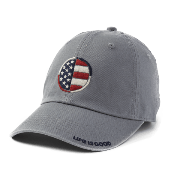 Flag Coin Chill Cap