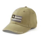 Flag Patch Chill Cap
