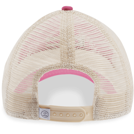 Flag Soft Mesh Back Cap