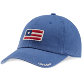Flag Tattered Chill Cap