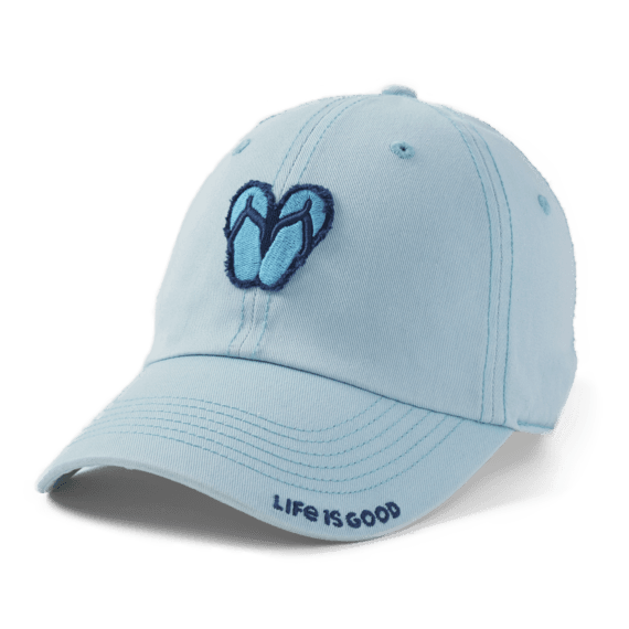 Flip Flops Tattered Chill Cap