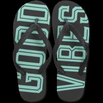 Men's Good Vibes Flip Flops