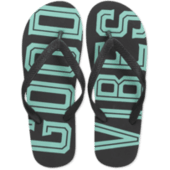 Men's Good Vibes Flip Flops