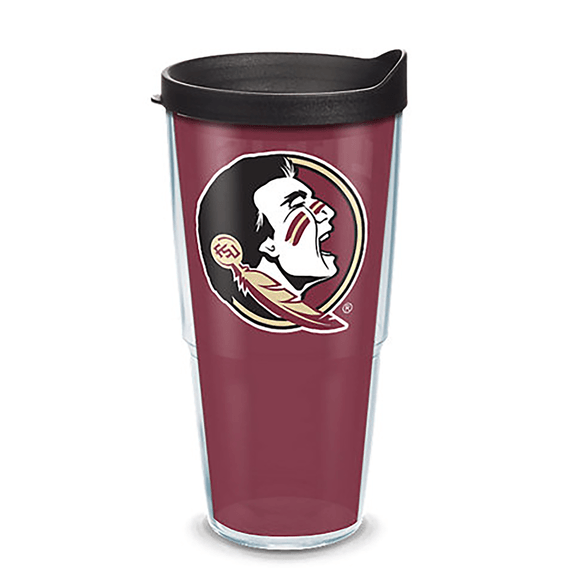 Florida State Go Team Tervis Tumbler with Lid, 24oz