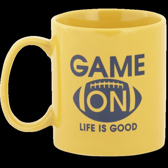 Game On Football Jake's Mug