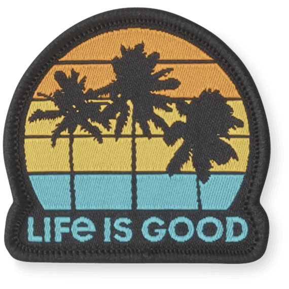 Get Away Palms Positive Patch