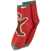 Gingerman Plush Snuggle Sock