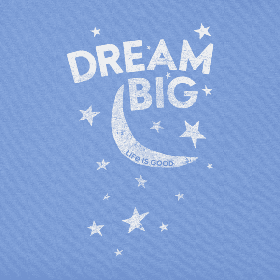 Girls Dream Big Crusher Tee