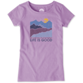 Girls Easy Perfect Good Crusher Tee