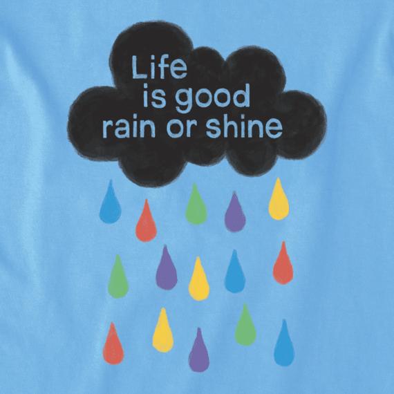 Girls LIG Rain Or Shine Crusher Tee