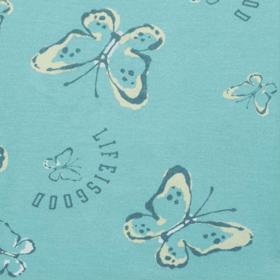 Girls' Butterfly Sleep Pant