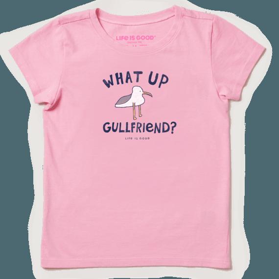Girls What Up Gullfriend? Crusher Tee
