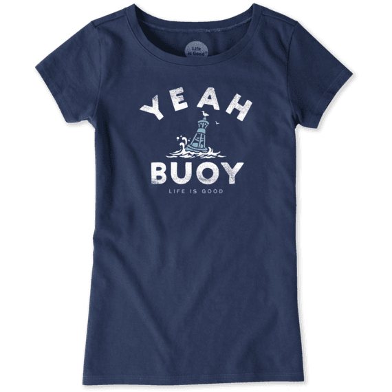 726fee6695a Images. Girls Yeah Buoy Crusher Tee