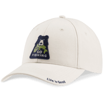 Go Fish Bear High Rise Chill Cap